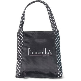Paige Fashion Tote Bag with Your Slogan
