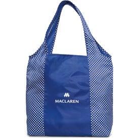 Imprinted Paige Fashion Tote Bag