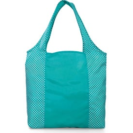 Paige Fashion Tote Bag Imprinted with Your Logo