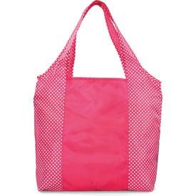 Advertising Paige Fashion Tote Bag
