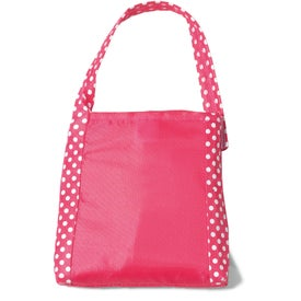 Logo Paige Fashion Tote Bag