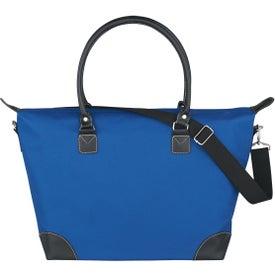 Imprinted Park Avenue Tote Bag