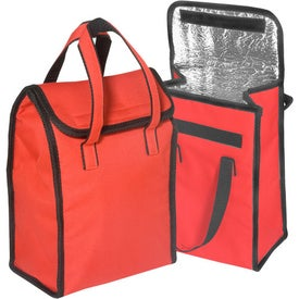 Personal Lunch Tote Printed with Your Logo