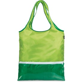 Piazza Foldaway Shopper Tote Bag for Your Church