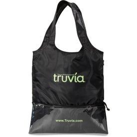 Promotional Piazza Foldaway Shopper Tote Bag