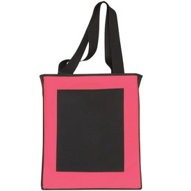 Printed Picture Perfect Tote