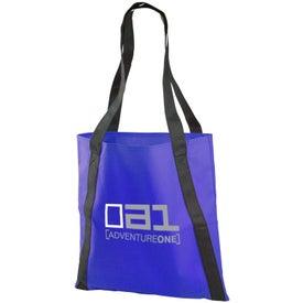 Custom Pinnacle Non-Woven Tote Bag