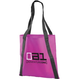 Customized Pinnacle Non-Woven Tote Bag