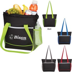 Polar Cooler Tote Bag