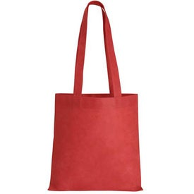 Branded Poly Pro Magazine Tote