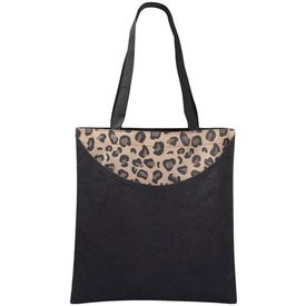 Poly Pro Printed Scoop Tote for your School