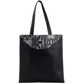 Imprinted Poly Pro Printed Scoop Tote