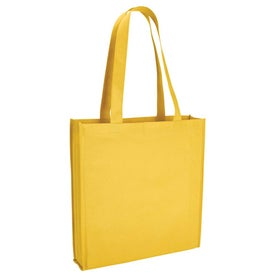 Monogrammed Poly Pro Tote with Gusset