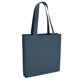 Customized Poly Pro Tote with Gusset