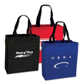Polyester Trade Show Tote