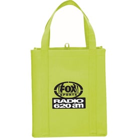 Monogrammed PolyPro Big Grocery Tote