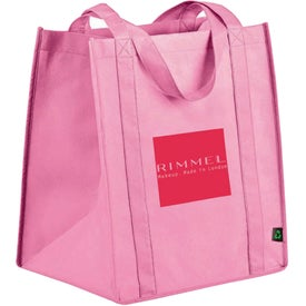 Branded PolyPro Big Grocery Tote