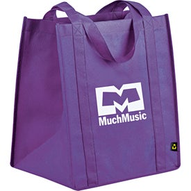 Customized PolyPro Big Grocery Tote