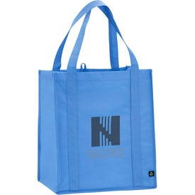 PolyPro Big Grocery Tote for Your Company