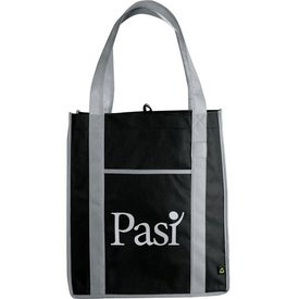 Promotional PolyPro Contrast Carry-All Tote