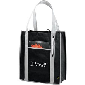 PolyPro Contrast Carry-All Tote for Customization