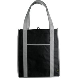 Monogrammed PolyPro Contrast Carry-All Tote
