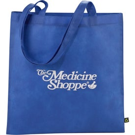 PolyPro Convention Tote Imprinted with Your Logo