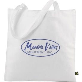 "Non-Woven Convention Tote Bag (15"" x 15.75"" x 0.5"")"