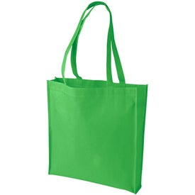Promotional Poly Pro Gusseted Tote Bag