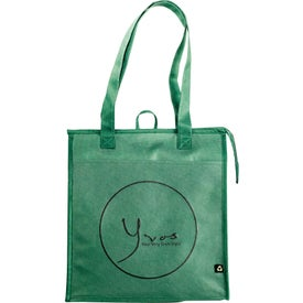 Branded PolyPro Insulated Tote