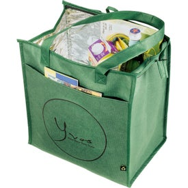 PolyPro Insulated Tote for Advertising