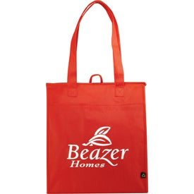 PolyPro Insulated Tote Imprinted with Your Logo