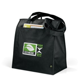 Big Grocery Insulated Non-Woven Tote Bags