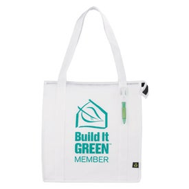 PolyPro Little Grocery Tote Branded with Your Logo