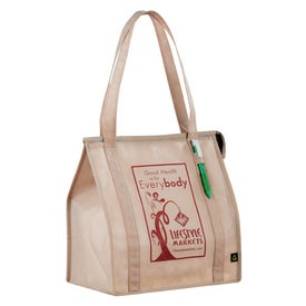 Customized PolyPro Little Grocery Tote