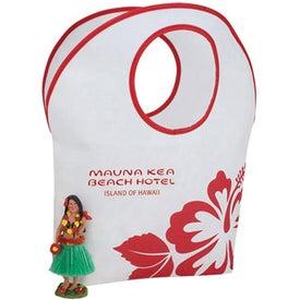 Poly Pro MonoGraFX Hobo Tote Bag