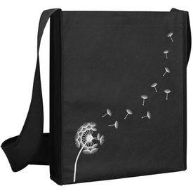 Logo Poly Pro MonoGraFX Sling Tote Bag