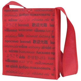 Poly Pro MonoGraFX Welcome Tote Bag for Promotion
