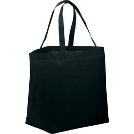 PolyPro Non-Woven Budget Shopper Tote Bag Giveaways