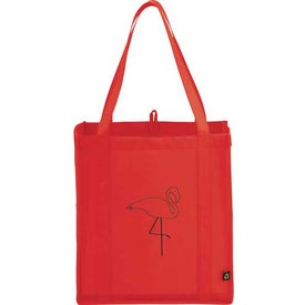 PolyPro Non-Woven Little Grocery Tote Bag Giveaways