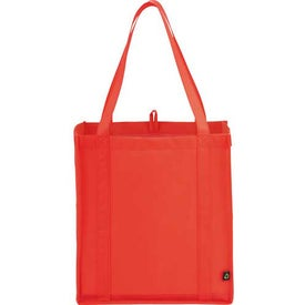 PolyPro Non-Woven Little Grocery Tote Bag for Your Church