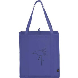 PolyPro Non-Woven Little Grocery Tote Bag for Promotion