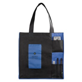 Promotional PolyPro Non Woven Pocket Tote