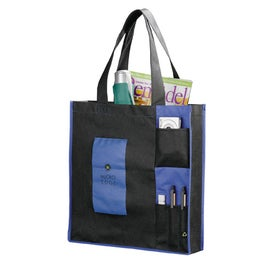 PolyPro Non Woven Pocket Tote for Your Organization