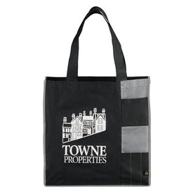 Non-Woven Pocket Convention Tote Bag