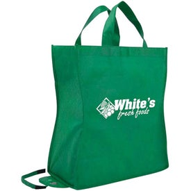 Advertising Poly Pro Shop-N-Fold Tote Set