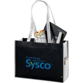 Personalized PolyPro Small Shopper Tote