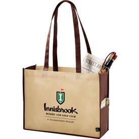 Promotional PolyPro Small Shopper Tote