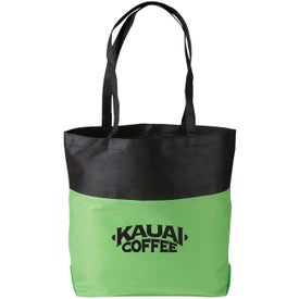 Poly Pro Two-Tone Tote Bag