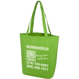 Personalized Polytex Day Tote